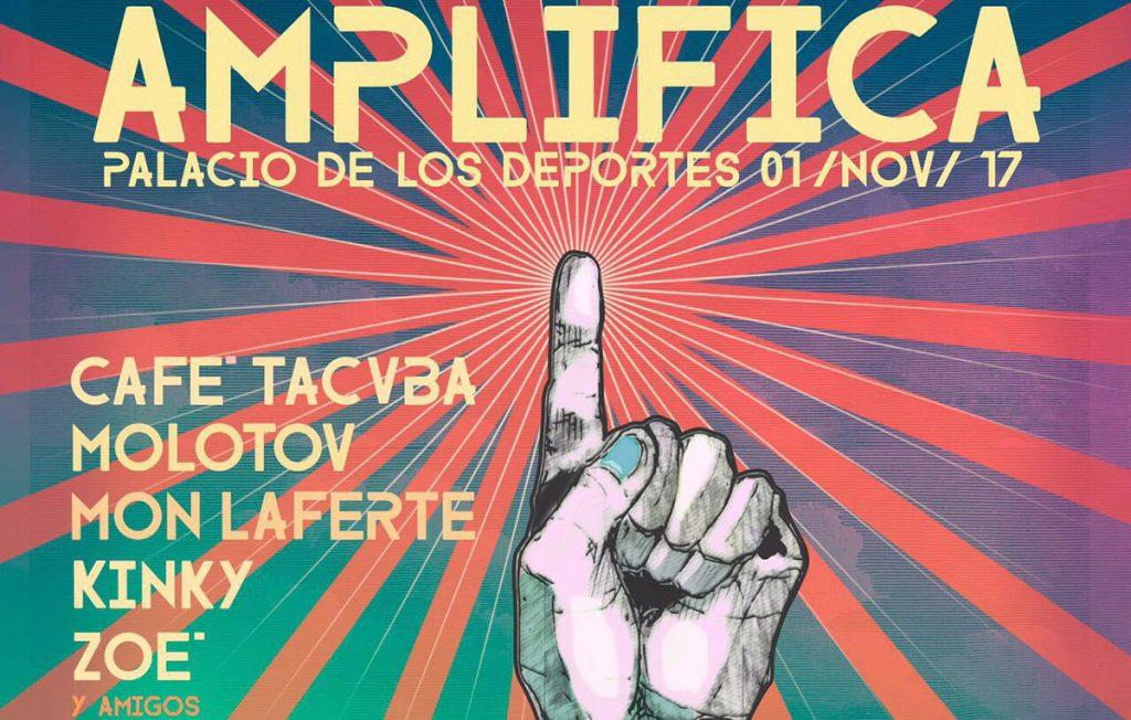 Tras cancelar su participación en 'Estamos Unidos Mexicano' Molotov y Café Tacuba son las bandas principales en otro concierto a beneficio de víctimas del sismo.