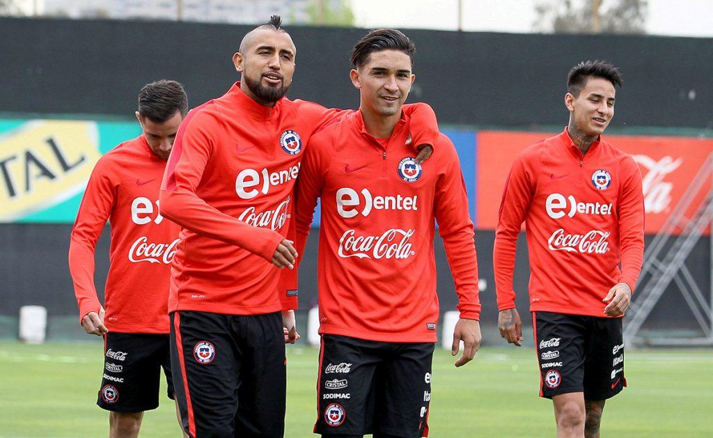 Arturo Vidal pone fin a los rumores de su adiós a la selección chilena y asegura que siempre estará cuando lo llamen; Juan Antonio Pizzi deja el banquillo.