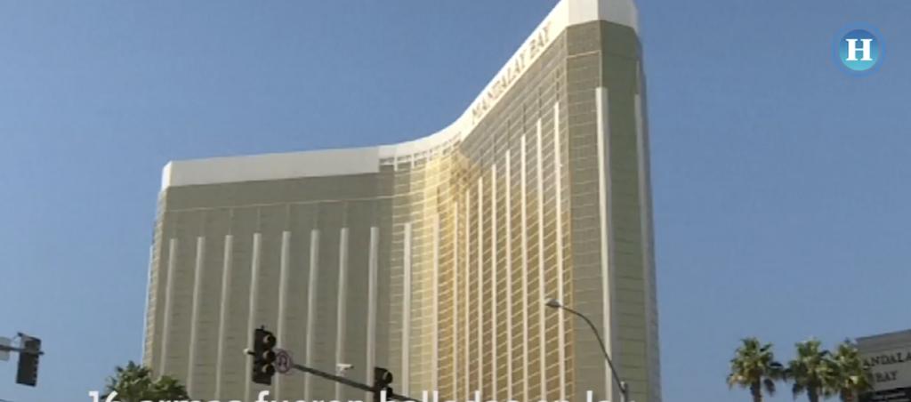 Stephen Paddock, el autor de la masacre en Las Vegas
