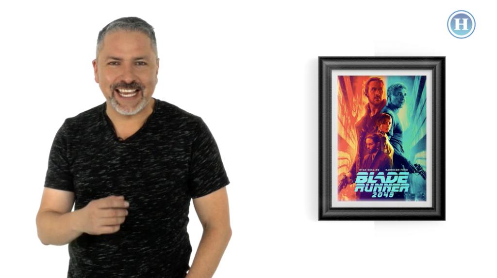 En el cine con Oscar Uriel – Blade Runner 2049