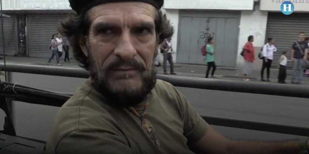 """El """"Che"""" venezolano"""