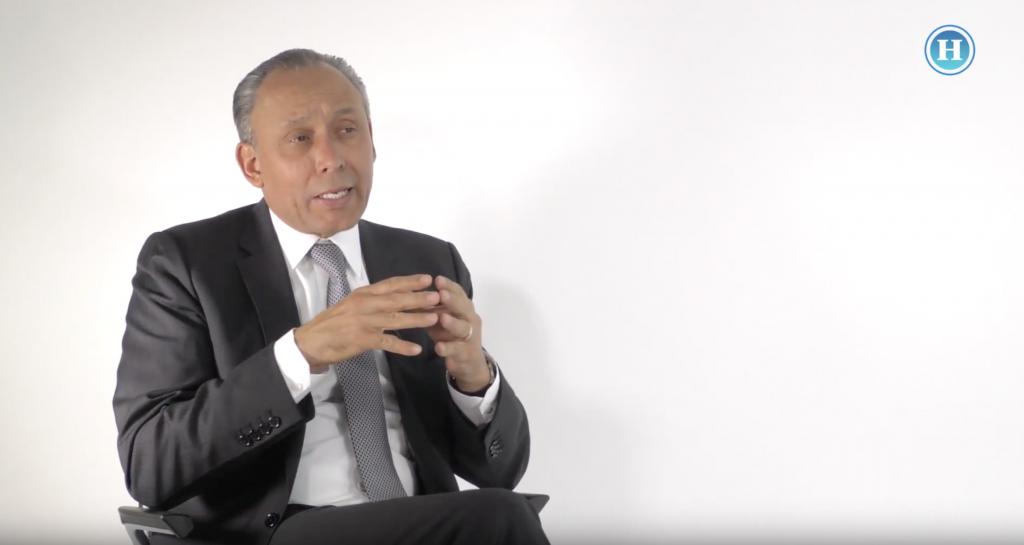 José Reyes Baeza traza programa de acción a derechohabientes