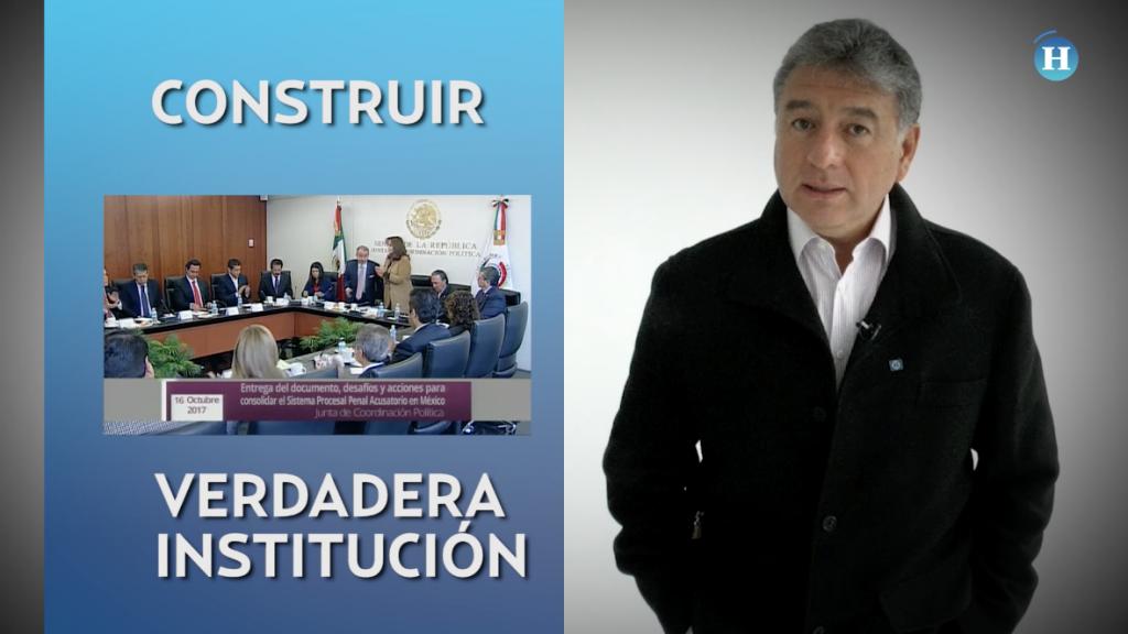 Raúl Cervantes renunció a la PGR ¿Cuál es el trasfondo?