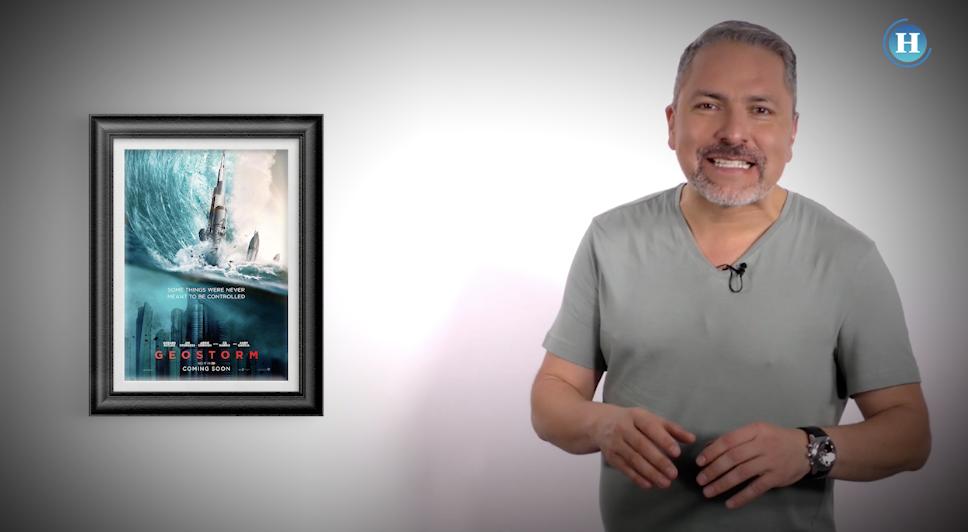 En el cine con Oscar Uriel – Geo-tormenta
