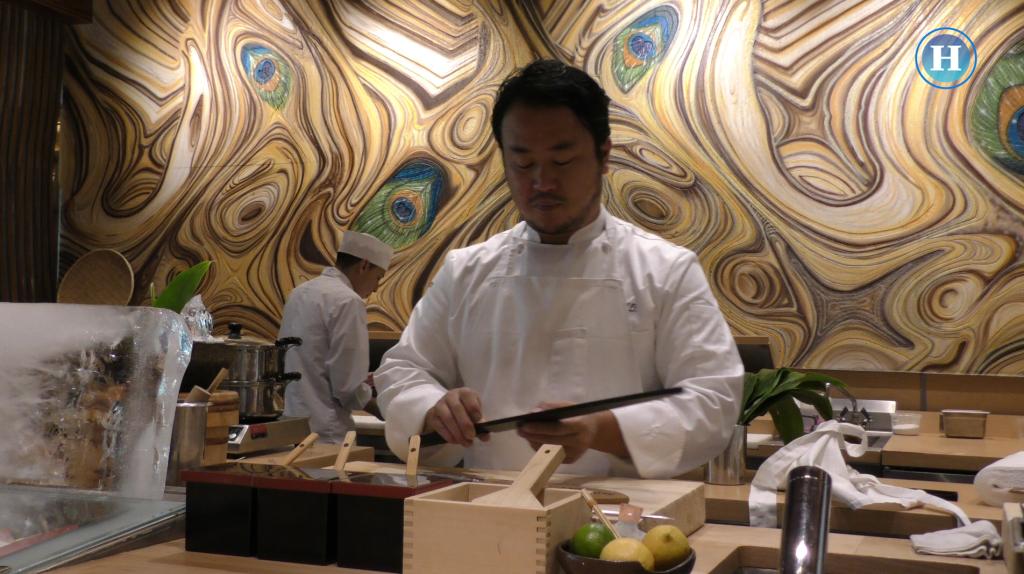 Entrevista con el chef Makoto Okawa