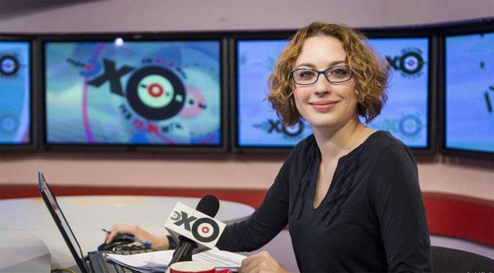 Agreden a sobresaliente periodista rusa