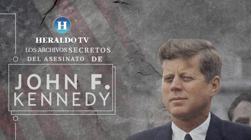 Abrirán los archivos clasificados de John F. Kennedy