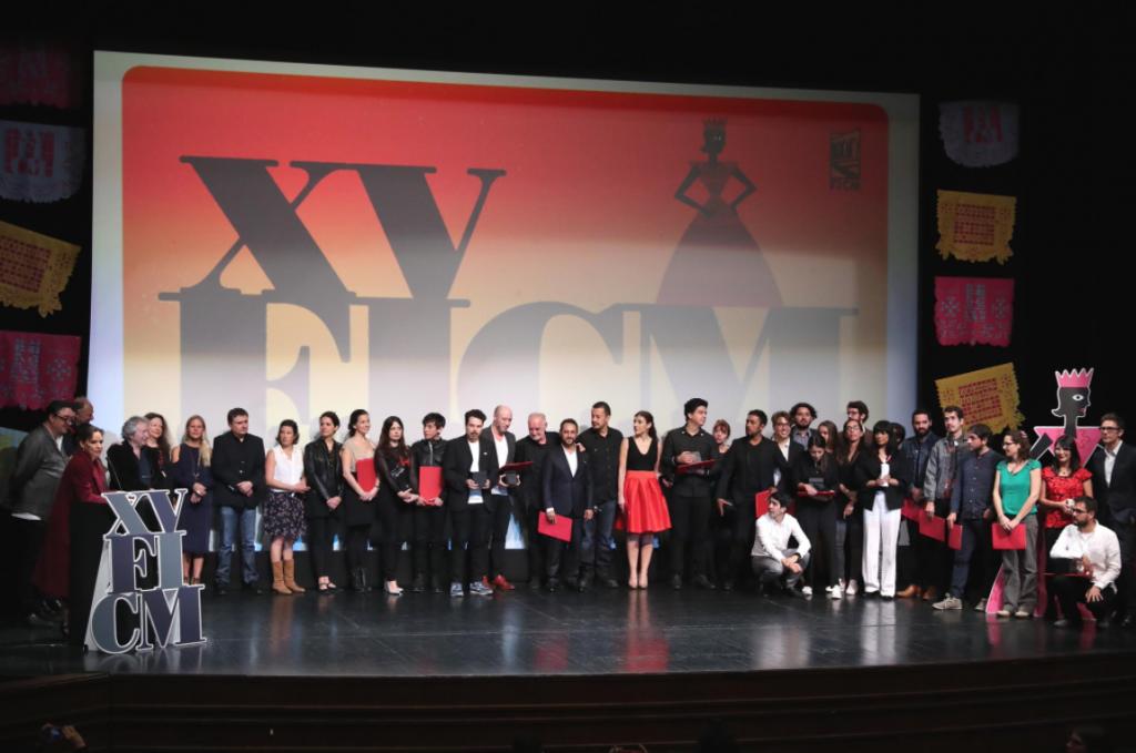 Cinta filmada con celulares ganadora del Festival de cine de Morelia