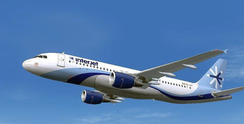 La aerolínea Interjet dejará de volar a cinco destinos del país