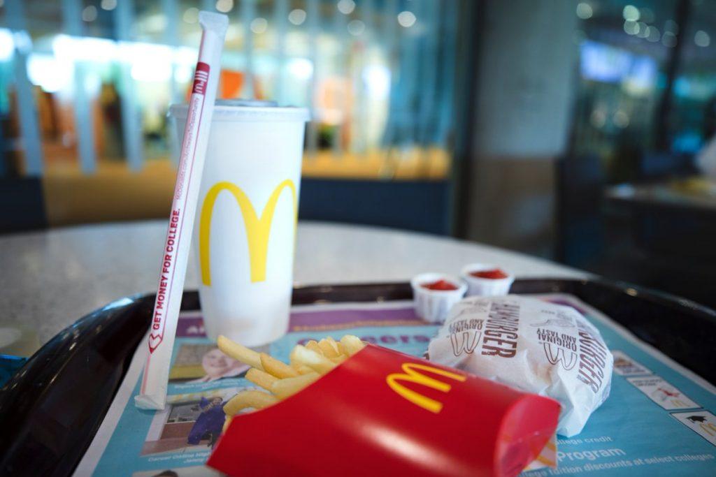 Foto  @McDonalds