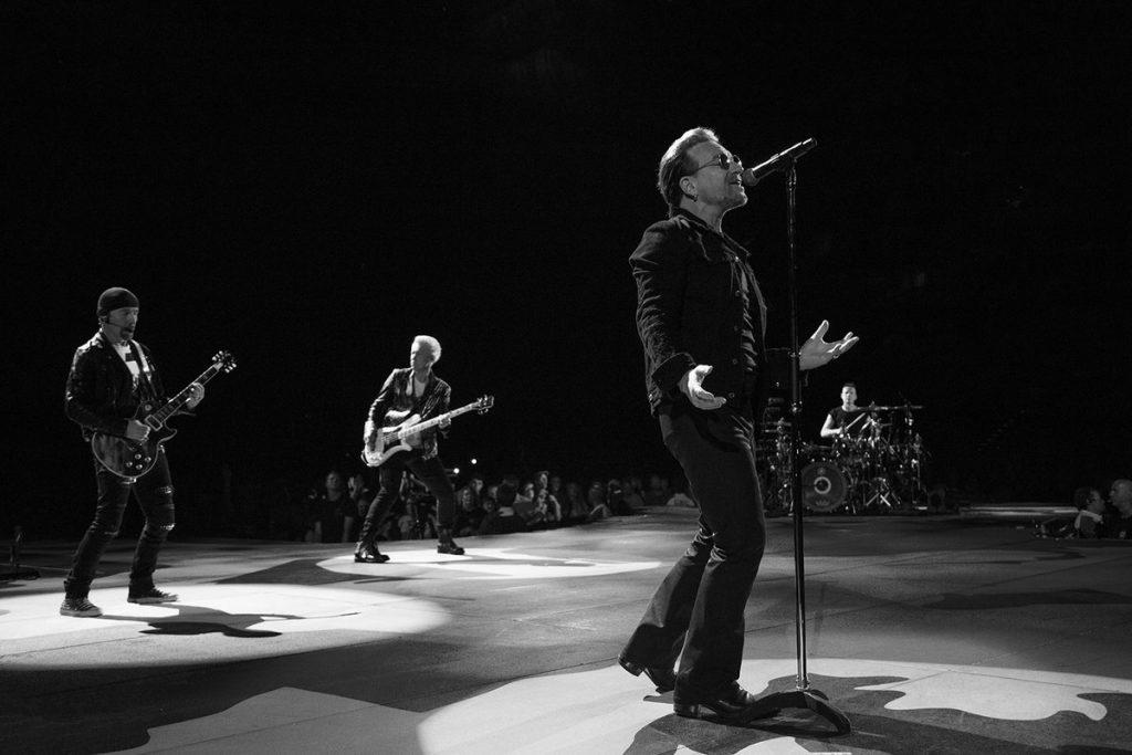 Twitter @U2