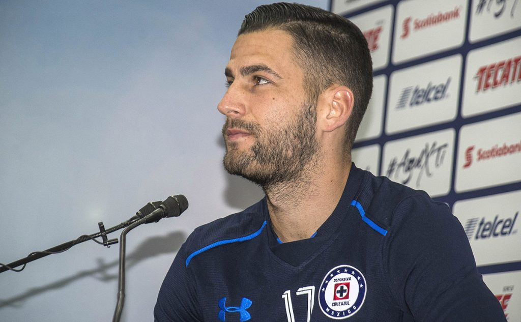 Para el delantero español Édgar Méndez, el 'Clásico Joven' contra América llega en un buen momento para que Cruz Azul se enfile a la liguilla.