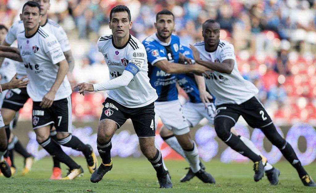 Querétaro y Atlas igualaron 2-2 en un partido entretenido pero que poco les sirve en las aspiraciones de cada equipo