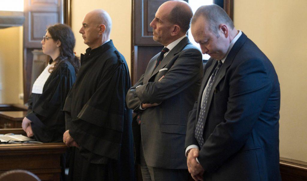 Giuseppe Profiti, expresidente de la fundación del hospital pediátrico fue encontrado culpable de abuso de poder y queda inhabilitado para cargos públicos
