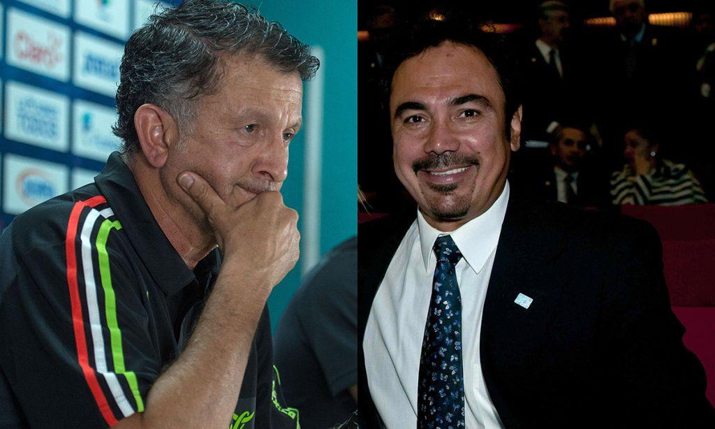 Para Hugo Sánchez, el mejor futbolista mexicano de la historia, la Selección Mexicana pierde el tiempo teniendo a Juan Carlos Osorio en el banquillo.