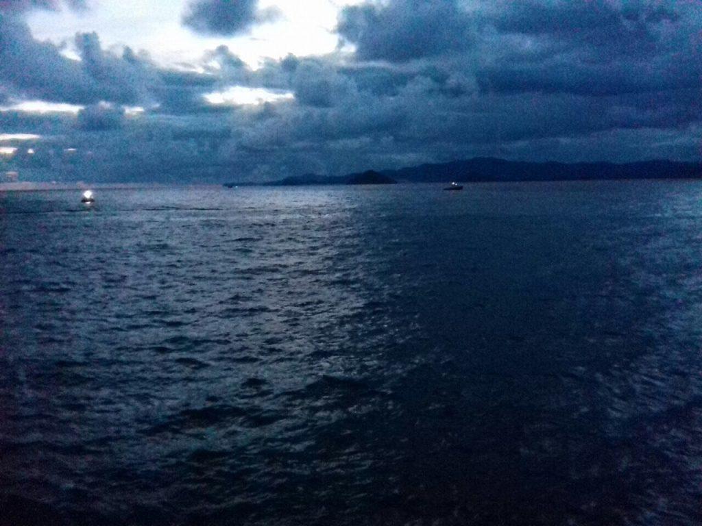 El derrame se localizó a aproximadamente siete kilómetros del puerto de  Salina Cruz.