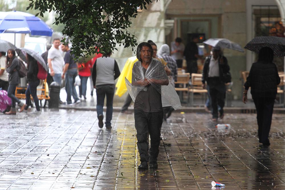 Tormenta tropical Ramón se desplaza cerca de Oaxaca