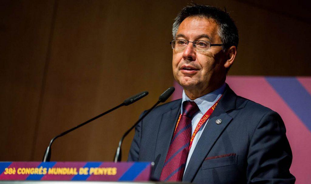 El club Barcelona se adhirió a la Comisión Independiente para la Mediación, el Diálogo y la Conciliación para impulsar el diálogo entre Cataluña y España.