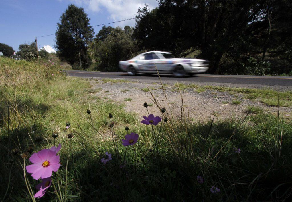 FOTOS: Continúa la Carrera Panamericana hacia Morelia