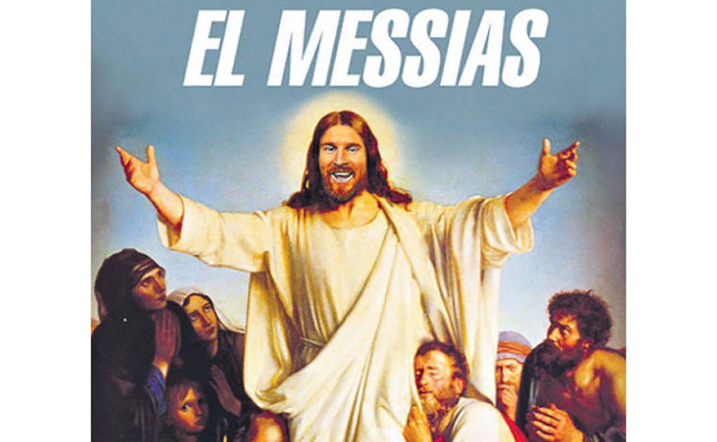 Checa las portadas de los periódicos en Argentina tras la brillante actuación de Lionel Messi, que con sus tres goles metió a la albiceleste a la Copa del Mundo.