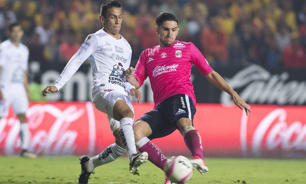 Monarcas Morelia y los Esmeraldas del León terminaron 0-0 en el arranque de la Jornada 14; Raúl Ruidíaz de los michoacanos y Mauro Boselli de los guanajuatenses fallaron desde los once pasos.