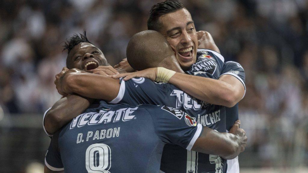 Rayados de Monterrey venció 2-0 a Pachuca y se pone a un paso de la clasificación a la liguilla como líder invicto.