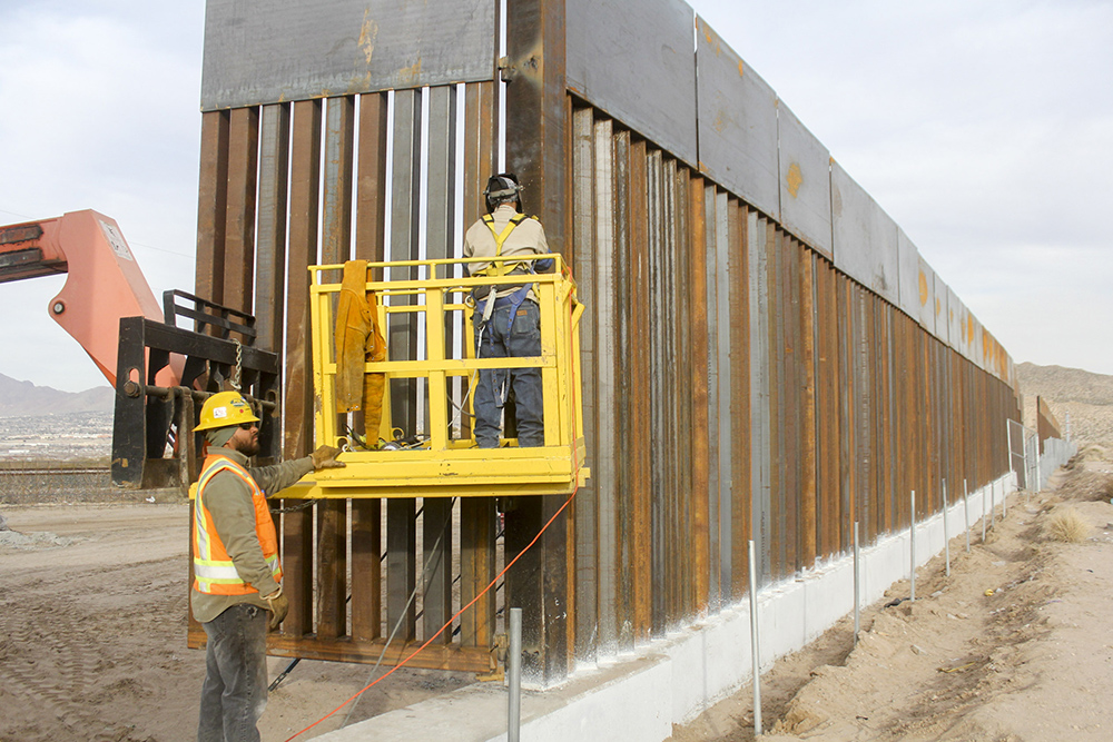 El muro fronterizo de Obama ya está listo en Ciudad Juárez