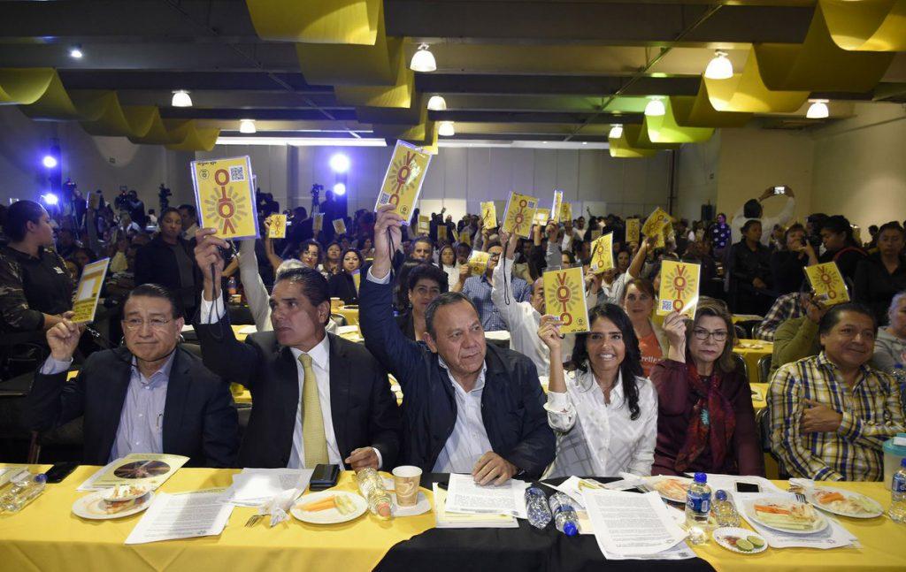 Un Consejo Nacional Electivo será el encargado de definir a los candidatos a cargos federales, incluida la Presidencia de la República