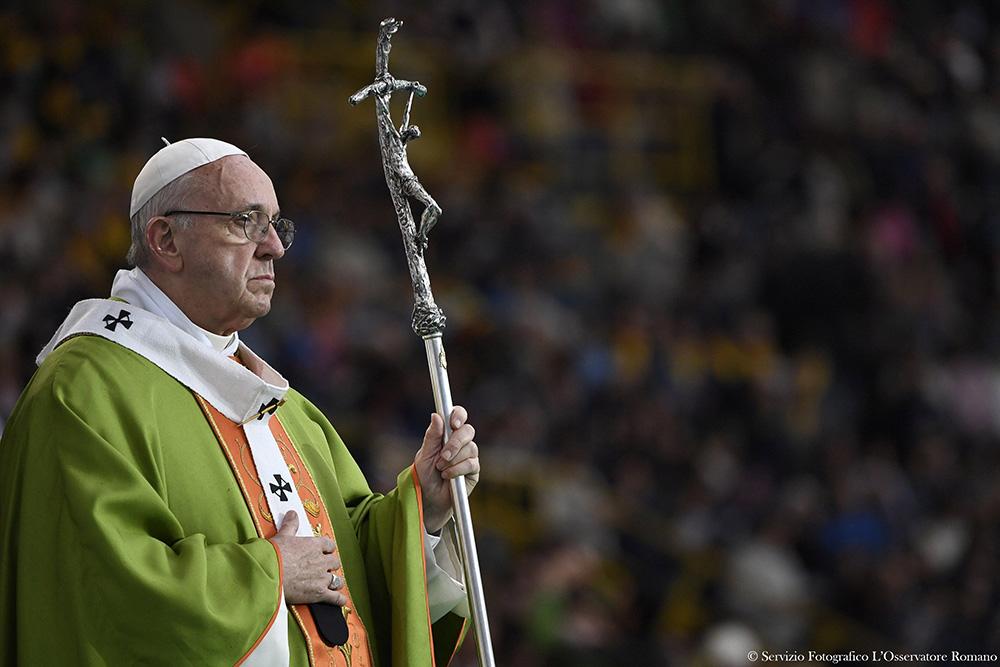Papa Francisco condena tiroteo en Las Vegas
