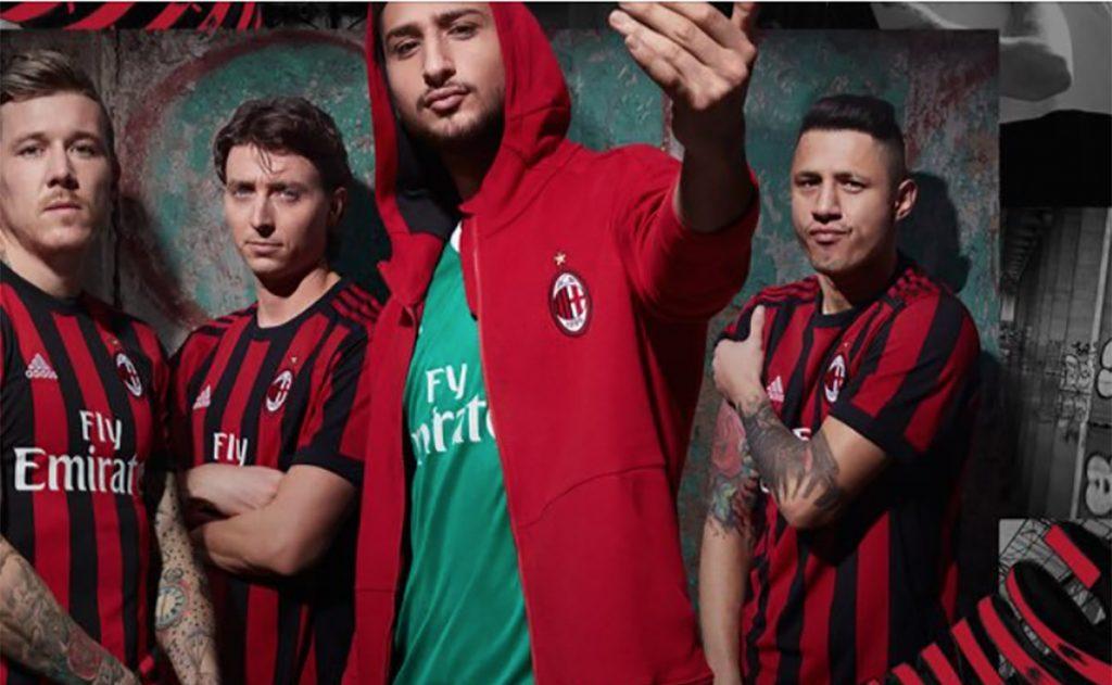 El club italiano Milan anunció que, de común acuerdo, terminó el contrato de patrocinio con la firma alemana Adidas.