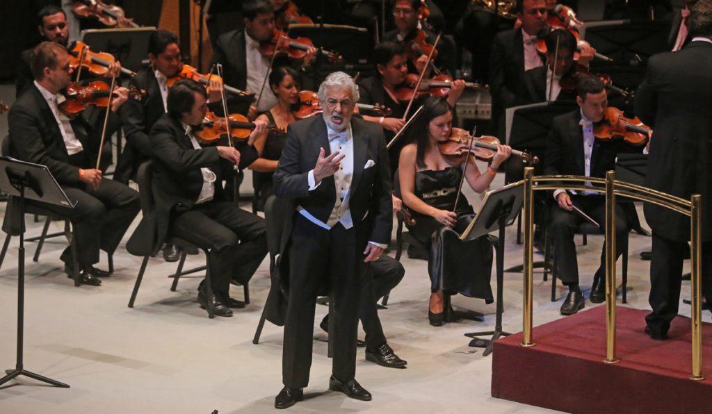 El tenor español Placido Domingo dio el arranque oficial del conjunto de recintos culturales que forman parte de la Universidad de Guadalajara