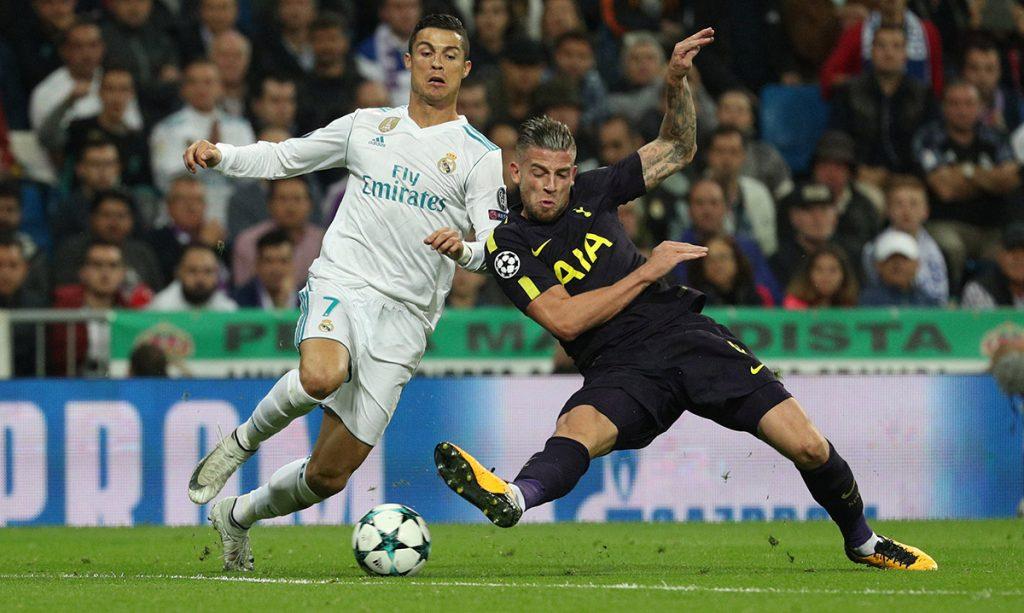 El Real Madrid no pudo con el Tottenham en el Bernabéu; el Liverpool le mete 7 al Maribor; Mónca se hunde y el mexicano Raúl Gudiño debuta con APOEL.