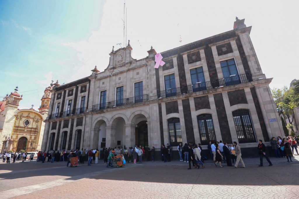 Palacio Municipal. CUARTOSCURO.