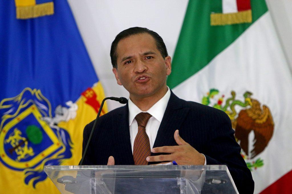 Eduardo Almaguer. CUARTOSCURO.