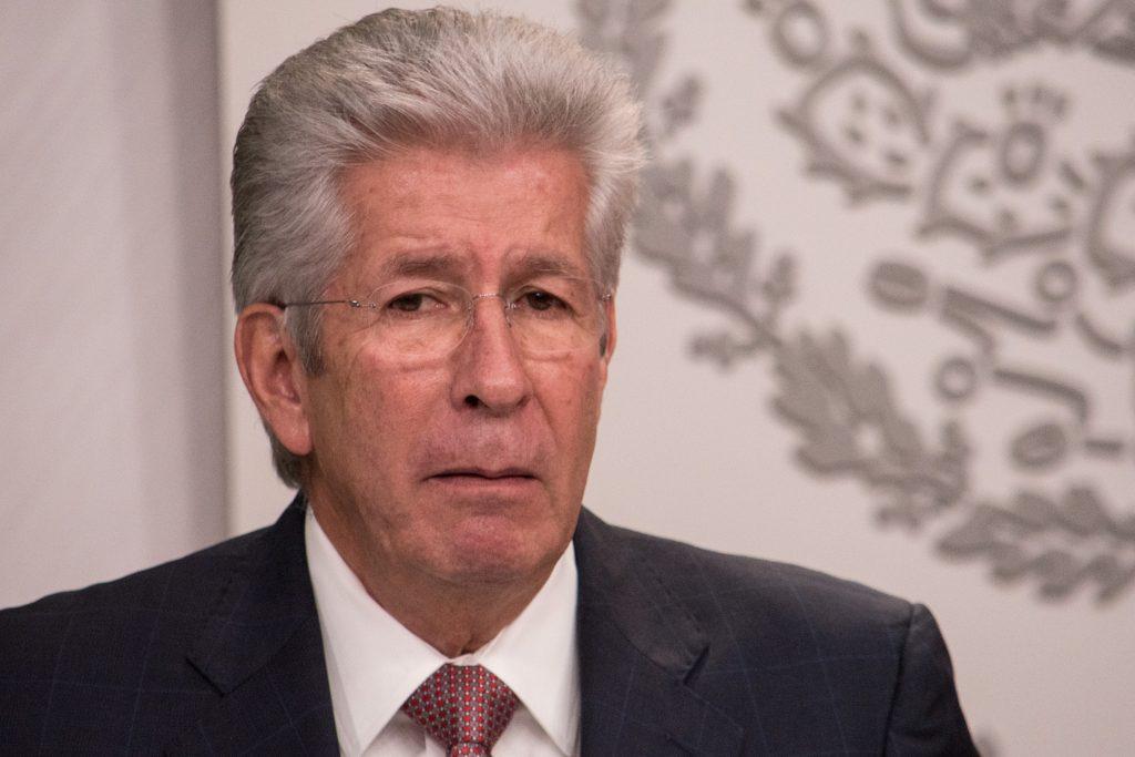 Gerardo Ruiz Esparza. CUARTOSCURO.