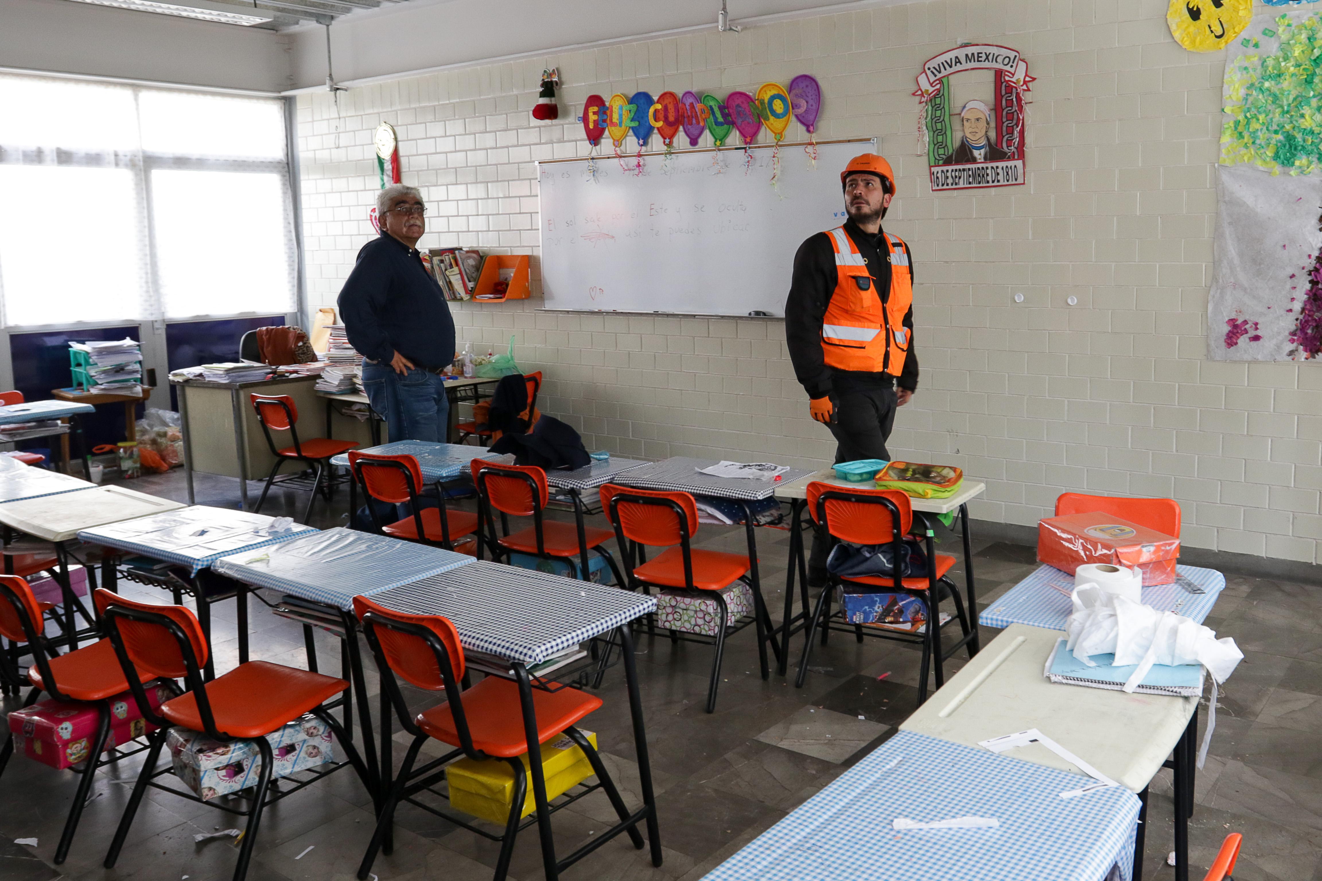 Aumentan escuelas con clases en CDMX; serán 3 mil 591 este lunes