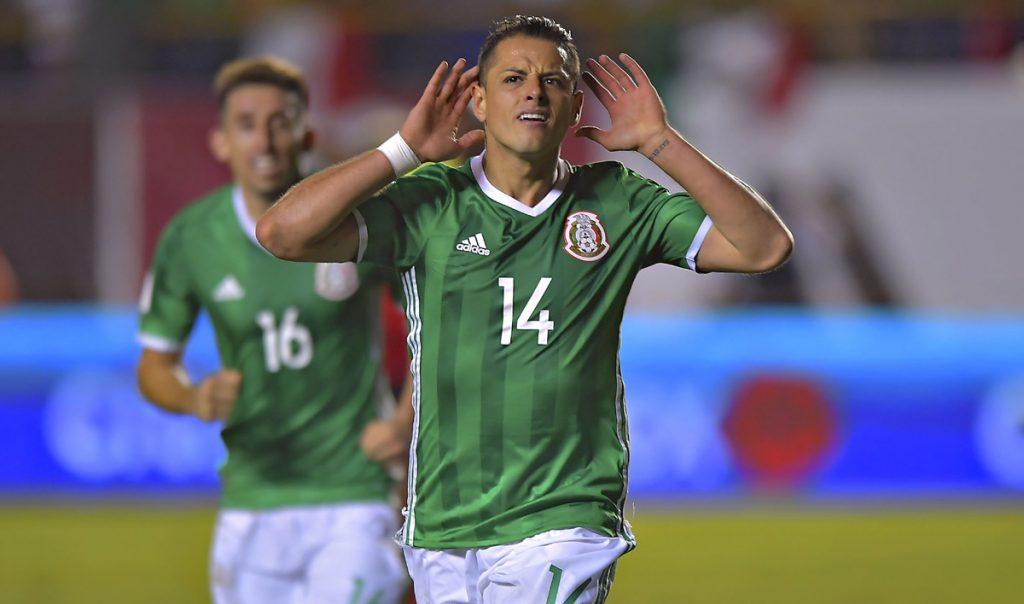 La Selección Mexicana tuvo que venir de atrás para poder derrotar 3-1 a Trinidad y Tobago y mantenerse como líder del hexagonal de Concacaf.
