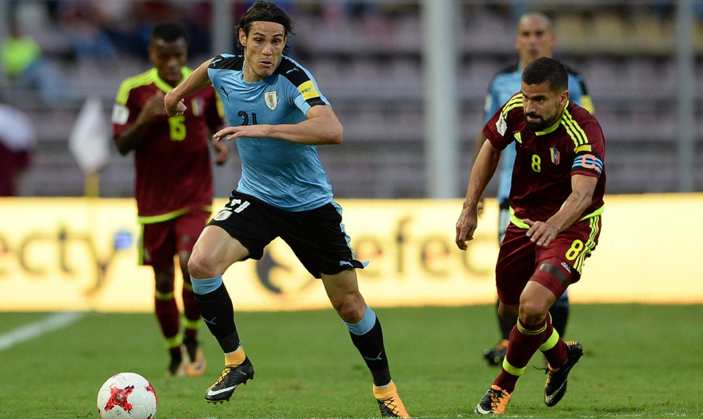 Uruguay no pudo asegurar su clasificación mundialista al iguala sin goles con Venezuela, pero el punto obtenido podría sellarle el boleto con combinación de resultados.