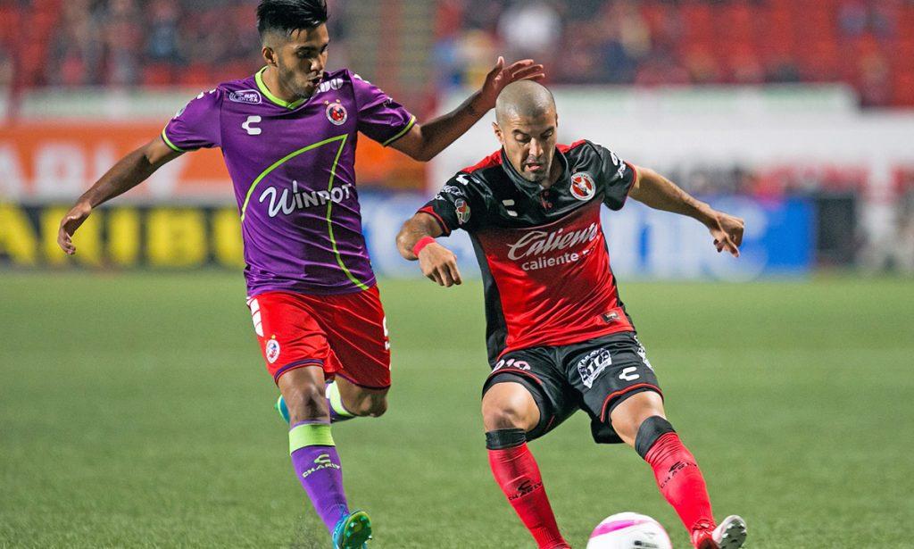 Los Xolos de Tijuana y los Tiburones Rojos del Veracruz igualaron 0-0 en un partido para el olvido, dentro de la fecha 13 de la Liga MX