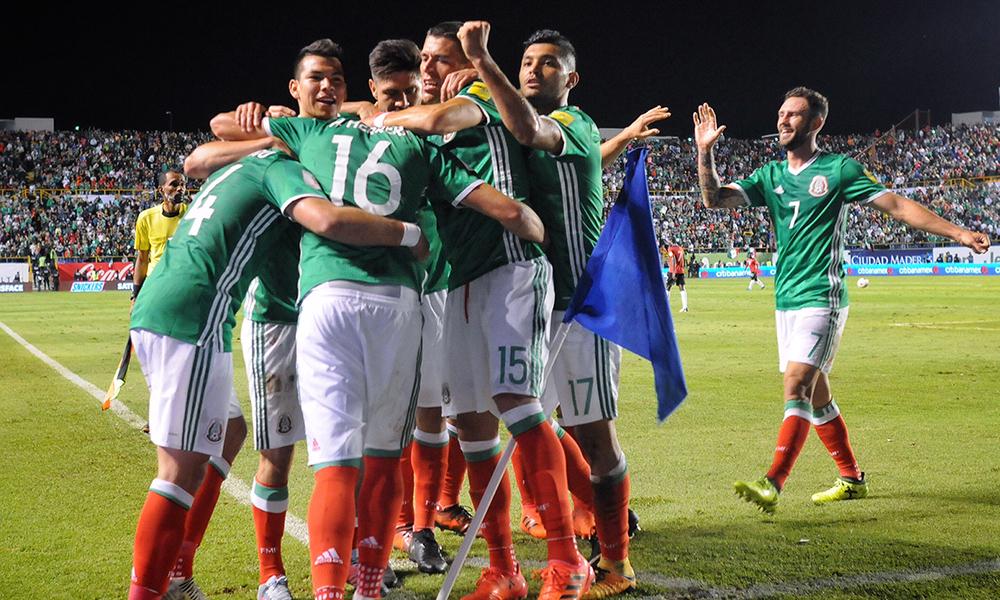 La Selección Mexicana busca una nueva marca en el hexagonal