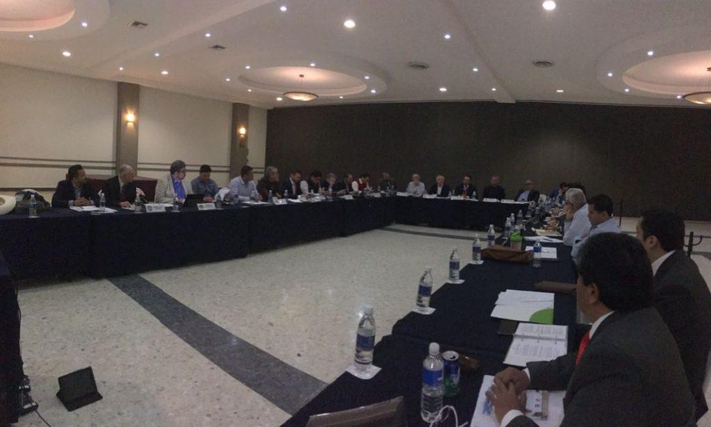 Asamblea realizada este miércoles en León, Guanajuato.