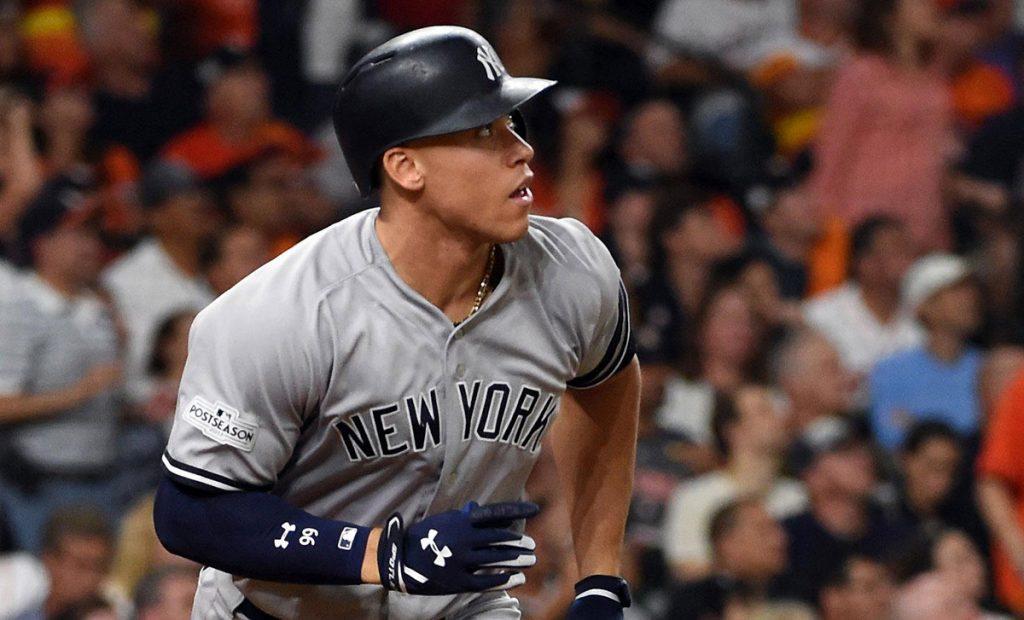 El Novato del Año en Grandes Ligas, Aaron Judge, fue sometido a una artroscopia en el hombro izquierdo y estará listo para la pretemporada con Yankees