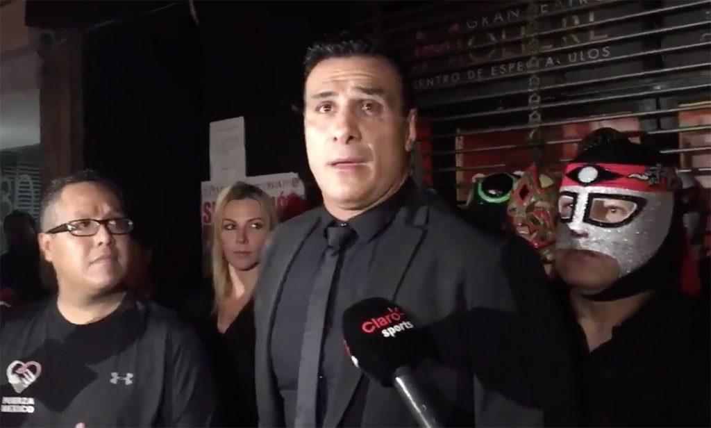 La función de lucha libre organizada por Alberto El Patrón en el Gran Teatro Moliere fue cancelada por clausura del inmueble en Polanco