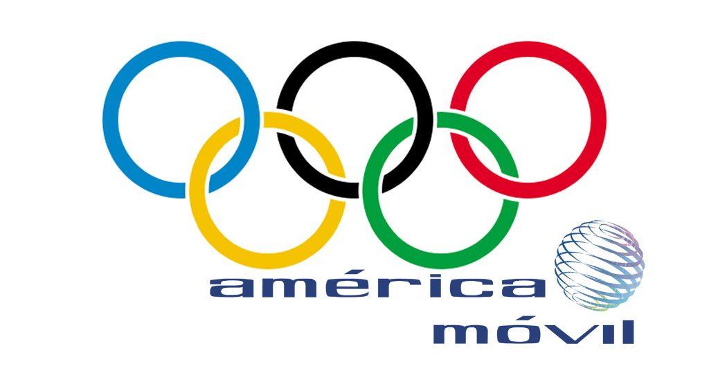 América Móvil anunció que renovó el acuerdo con el Comité Olímpico Internacional para transmitir Juegos Olímpicos de Verano e Invierno hasta 2024