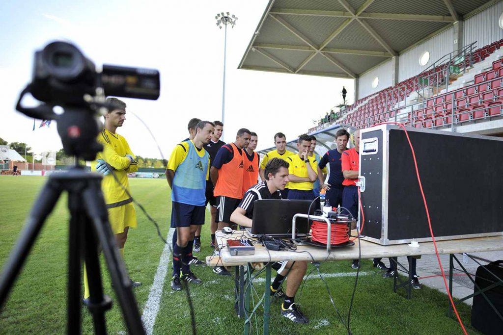 El partido amistoso de este viernes entre Inglaterra y Alemania en Wembley será el primer duelo en territorio británico con Asistente Arbitral de Video