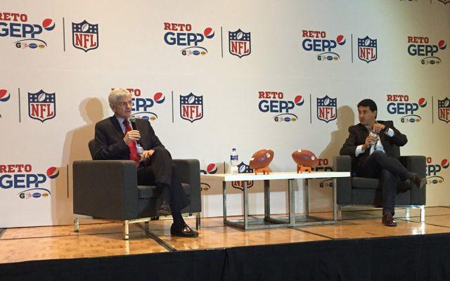 Arturo Olivé, director de la oficina de la NFL en México atribuyó las declaraciones del entrenador de Nueva Inglaterra al largo viaje que tuvieron para llegar a México