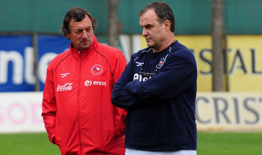 Luis María Bonini, excolaborador de Marcelo Bielsa, agonizaba en Chile y el entrenador del Lille francés decidió viajar a verlo sin permiso del club