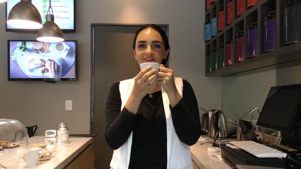 Tessito nos enseña cómo preparar un té correctamente