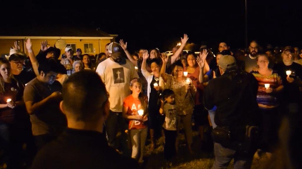Un minuto de silencio por matanza en iglesia de Texas