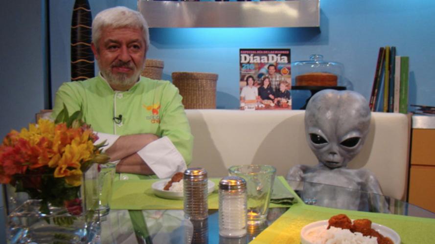 Netflix le entra al fenómeno extraterrestre de la mano de Jaime Maussan